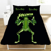 Rick & Morty - Pickle Rick Rat Suit Reversible Duvet (Double) Cover