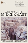 History of the Middle East - Peter Mansfield (Paperback)