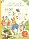 Peter Rabbit: Hop, Skip and Stick - Beatrix Potter (Paperback)