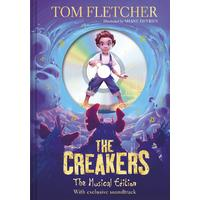 Creakers Musical Edition With CD - Tom Fletcher (Hardcover)