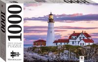 Portland Head Light, USA Puzzle - Mindbogglers (1000 Pieces) - Cover