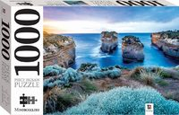 Island Archway, Australia Puzzle - Mindbogglers (1000 Pieces) - Cover