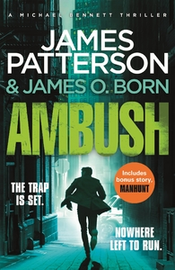 Ambush - James Patterson (Paperback) - Cover