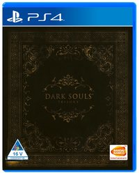 Dark Souls Trilogy (PS4) - Cover