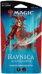 Magic: The Gathering - Ravnica Allegiance Theme Booster - Rakdos (Trading Card Game)