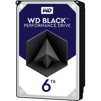 WD Black 6TB 3.5 inch 7200rpm 128mb Internal Hard Drive