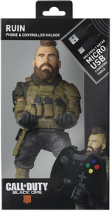 Cable Guy - Call of Duty Black Ops 4 Ruin - Phone & Controller Holder - Cover