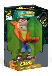 Cable Guy - Crash Bandicoot - Phone & Controller Holder Standard - 22cm - Cover