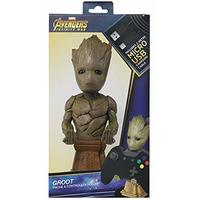 Cable Guy - Avengers: Infinity War Groot 20cm - Phone & Controller Holder