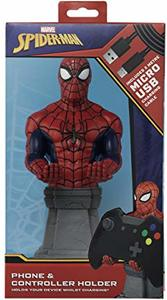 Cable Guy - Marvel Spider-Man - Phone & Controller Holder - Cover