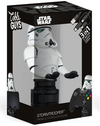 Cable Guy - Star Wars - Stormtrooper - Phone & Controller Holder - Cover