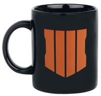 Call of Duty Black Ops 4: Mug - Cover