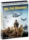 We the Marines (Region A - 4K Ultra HD + Blu-Ray)