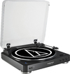 Audio Technica AT-LP60BT Fully Automatic Wireless Belt-Drive Stereo Turntable (Black)