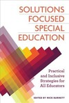 Solution Focused Special Education - Burnett  Nick (Paperback)