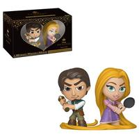 Funko Mini Vinyl Figures - Tangled - Flynn & Rapunzel (Pack of 2)