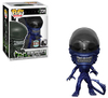 Funko Pop! Movies Specialty Series - Alien 40th Anniversary - Xenomorph (Blue Metallic)