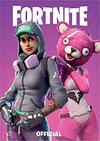 Fortnite Official - A5 Notebook - Epic Games (Paperback)