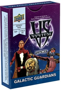 VS System 2 Player Card Game - Galactic Guardians (Card Game) - Cover