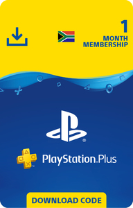 PlayStation Plus 1 Month Membership (PS3/PS4/PS VITA) - Cover