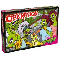 Zombie Operation (Board Game)
