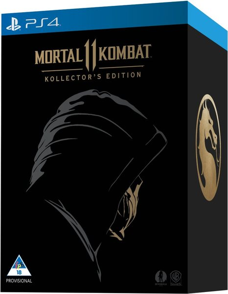 Mortal Kombat 11 - Kollector's Edition - Allocation Sold Out (PS4)