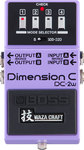 Boss DC-2W Dimension C Waza Craft Analogue Chorus Electric Guitar Effects Pedal