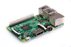 Raspberry Pi Model 3B Kit - Including Pi 3B Board Official Case Power Supply HDMI Cable and Heatsink