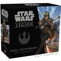 Star Wars: Legion - Rebel Pathfinders Unit Expansion (Miniatures)