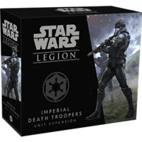 Star Wars: Legion - Imperial Death Troopers Unit Expansion (Miniatures) - Cover