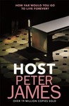 Host - Peter James (Paperback)