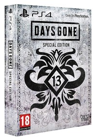 Days Gone - Special Edition (PS4) - Cover