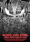 Blood & Steel: Cedar Crest Country (Region 1 DVD)
