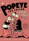 Popeye the Sailor: 1938-1940 - Vol 2 (Region 1 DVD)