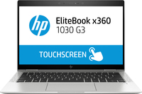 HP - 1030 G3 Elite X360 i7-8550U 16GB RAM 512GB SSD Win 10 Pro 13.3 inch Hybrid (2-in-1) Notebook - Cover