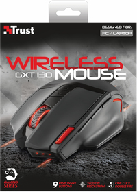 Trust - GXT 130 Ranoo Wireless Gaming Mouse - Cover