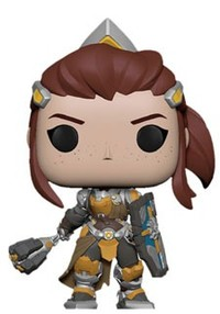 Funko Pop! Games - Overwatch - Brigitte Vinyl Figure - Cover