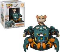 "Funko Pop! Games - Overwatch - Wrecking Ball 6"" Vinyl Figure - Cover"