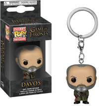 Funko Pop! Keychains - Game of Thrones - Davos - Cover