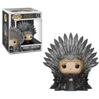 Funko Pop! Deluxe - Game of Thrones - Cersel Lannister Sitting On Iron Throne