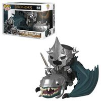 Funko Pop! Rides - Lord of the Rings - Witch King With Fellbeast Vinyl Figure - Cover