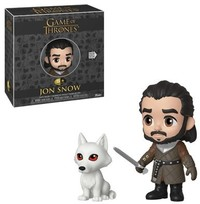 Funko 5 Star - Game of Thrones - Jon Snow Vinyl Figure - Cover
