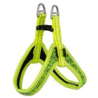 Rogz - Utility Extra Small Fast Fit Dog Harness (Yellow Reflective)