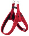 Rogz - Utility Medium Snake Fast Fit Dog Harness (Red Reflective)