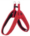 Rogz - Utility Large Fanbelt Fast Fit Dog Harness (Red Reflective)
