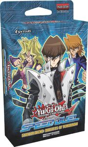 Yu-Gi-Oh! - Speed Duel Starter Deck - Duelists of Tomorrow (Trading Card Game) - Cover
