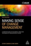 Making Sense of Change Management - Esther Cameron (Paperback)