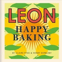 Leon Happy Baking - Claire Ptak (Hardcover) - Cover