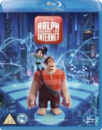 Ralph Breaks the Internet (Blu-ray) - Cover