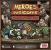 Heroes Welcome - Merchants of Dragon Reach (Board Game)